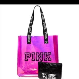 PINK Victoria's Secret Bags - Victorias Secret Pink Tote Bag